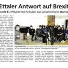 Ettaler answer to Brexit