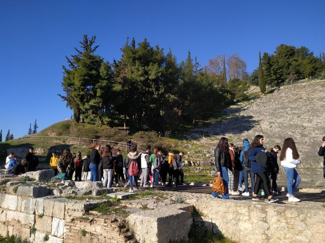 The Ancient Theater of Argos (2)