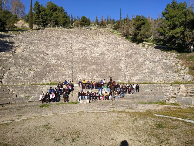 The Ancient Theater of Argos