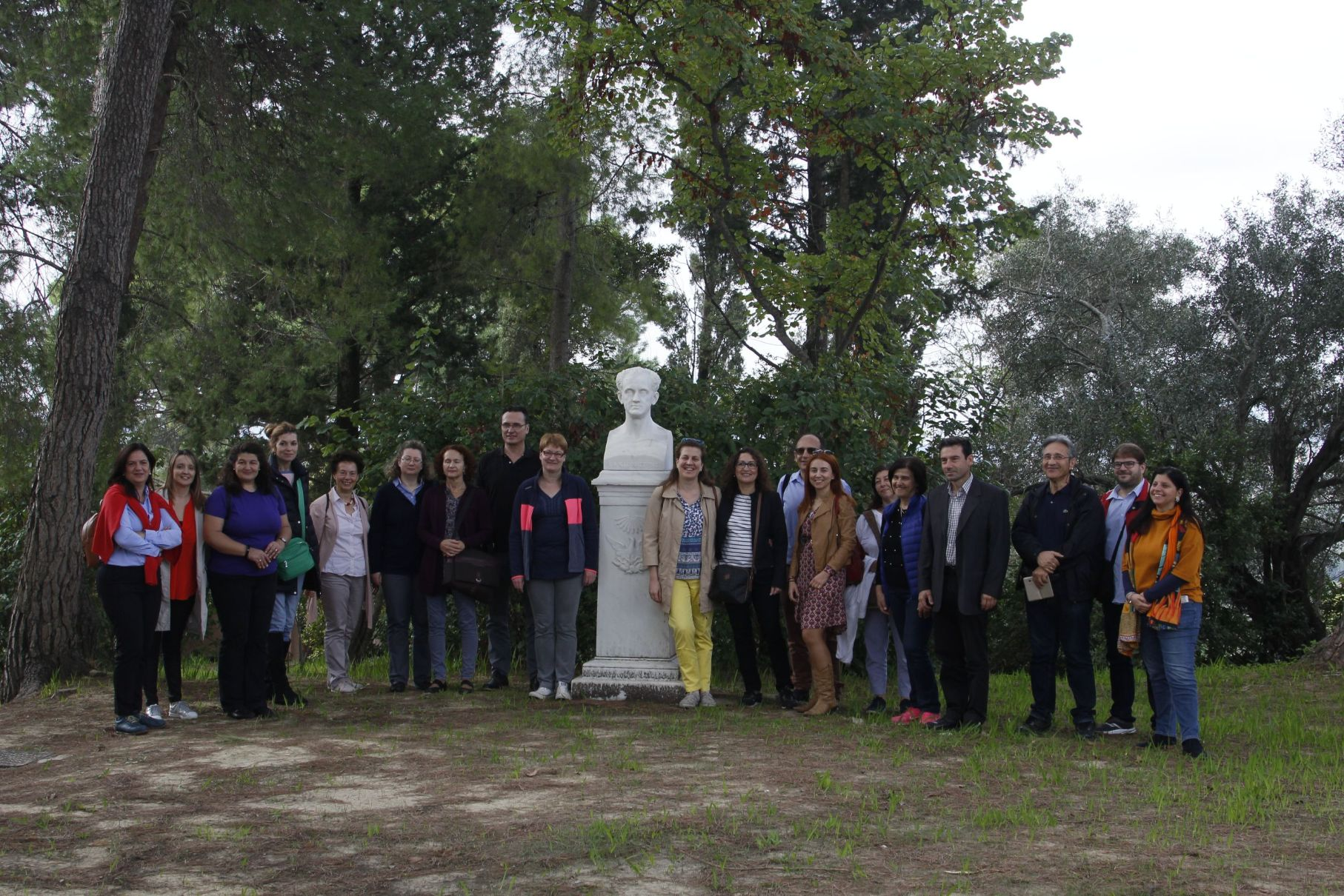Guided visit of the I.Kapodistrias' museum.